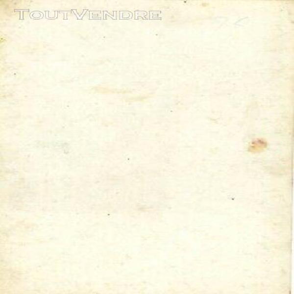 Blanchette brunoy bb autographe autograph autogramm dedicace