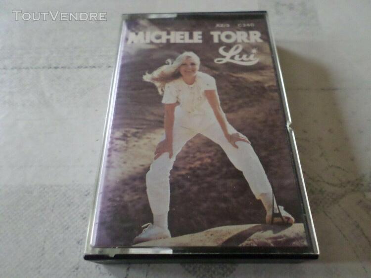 """K7 audio michele torr """"lui"""""""