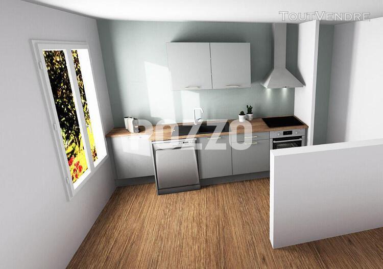 Appartement granville centre ville - 3 pièce(s) -