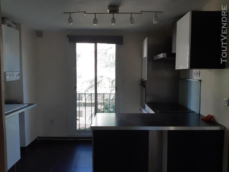 Appartement marseille 3 pièce(s) 46.80m2