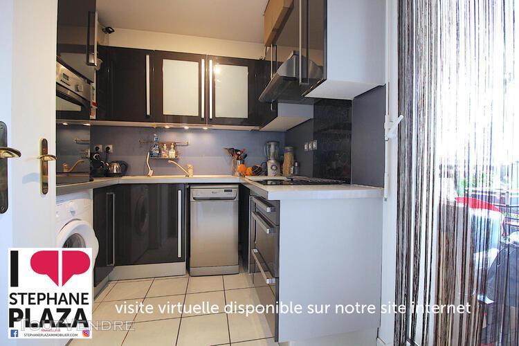 Appartement t3 dans résidence récente marseille st just-