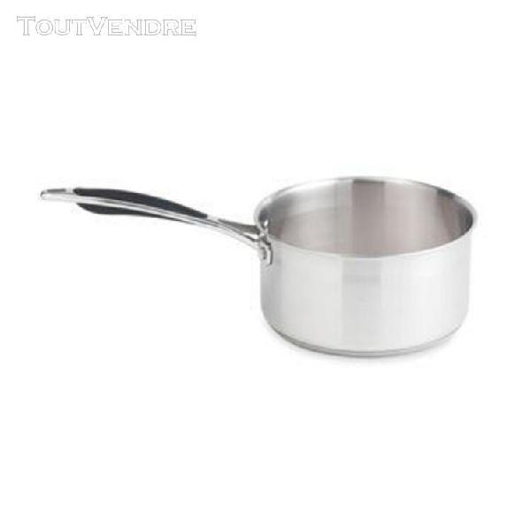 /Ø18/cm 26/cm APS bol pour bain-marie 1,5/l hauteur 9/cm acier inox pour casseroles de /Ø 20