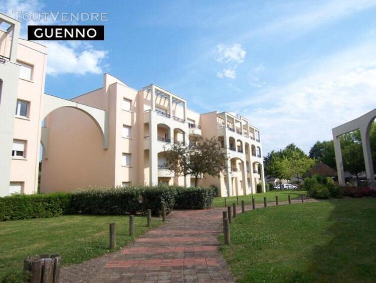Location t1 bis meublé - 31 m² - 1 chambre - location