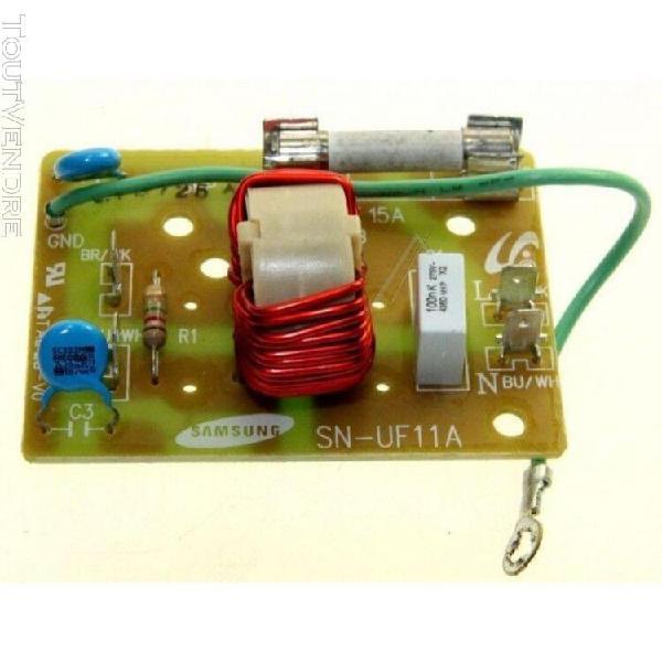 Module d' alimentation pour micro ondes samsung
