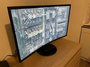 Samsung c32f39mfu - ecran multimedia incurvé 32 pouces full