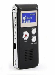 Usb dictaphone enregistreur numérique, monodeal dictaphone