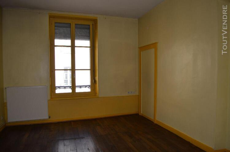 Appartement f2 en duplex - saint mihiel