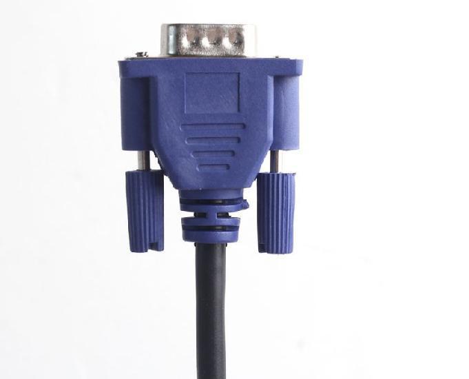 Câble vga mâle mâle hd 15pin pour liaison vidéo