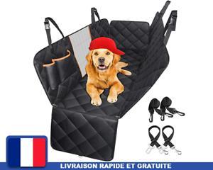 Housse de siège arrière pour chien protection animal avec