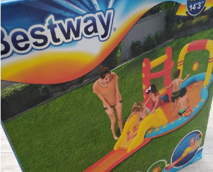 Jeux d'eau pour enfants bestway centre jeux champion lil