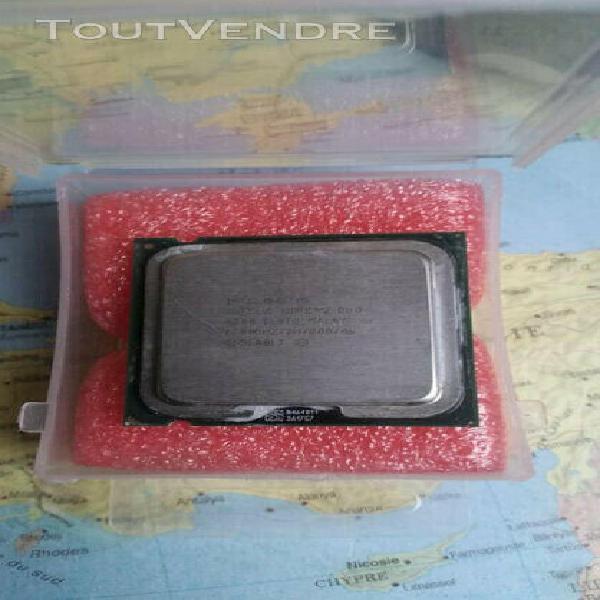 Processeur desktop cpu intel core 2 duo e4300 2 mo cache, 1,