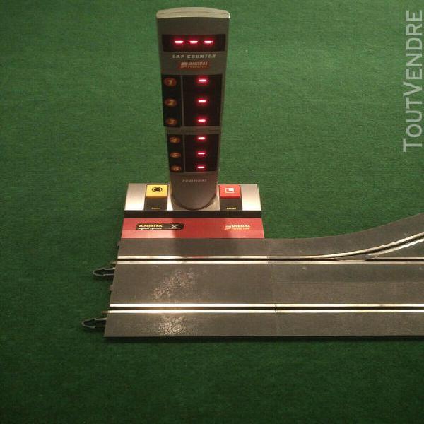 Scalextric scx digital system compte tours 1 à 6 voies lap