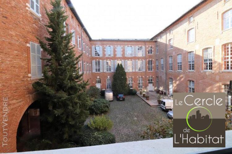 Toulouse carmes appartement t1 bis dans résidence séniors
