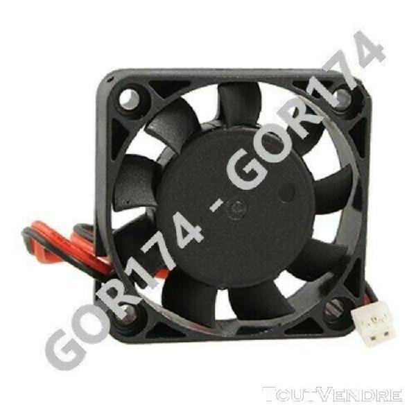 Ventilateur fan 30x30x10mm 12v imprimante 3d anet a6,a8,pris