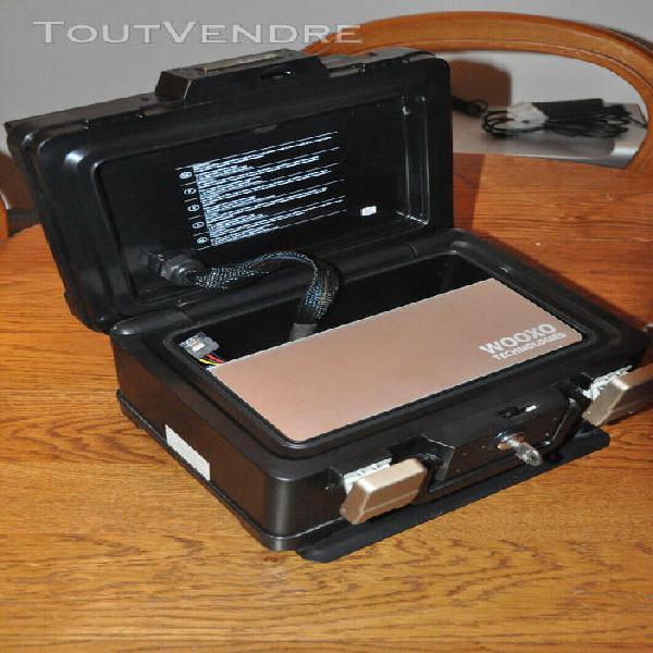 Coffre fort numerique ignifugee/etanche wooxo technologie al