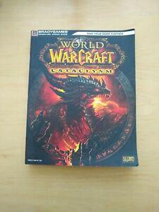 Guide stratégique world of warcraft cataclysm