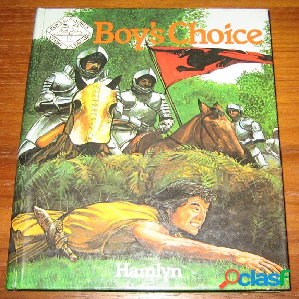 Boy's choice, a collection of stories