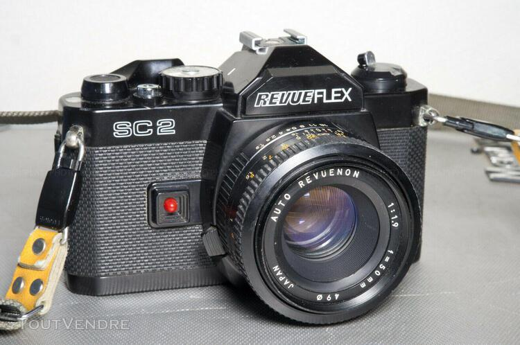 Foto-quelle revueflex sc2 + revuenon 50mm f:1.9