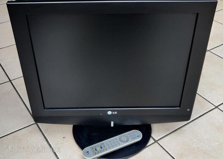Lg Tv Lcd  U3010 Offres Mars  U3011