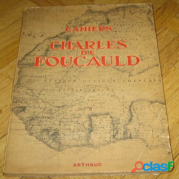 Cahiers charles de foucauld, général leclerc