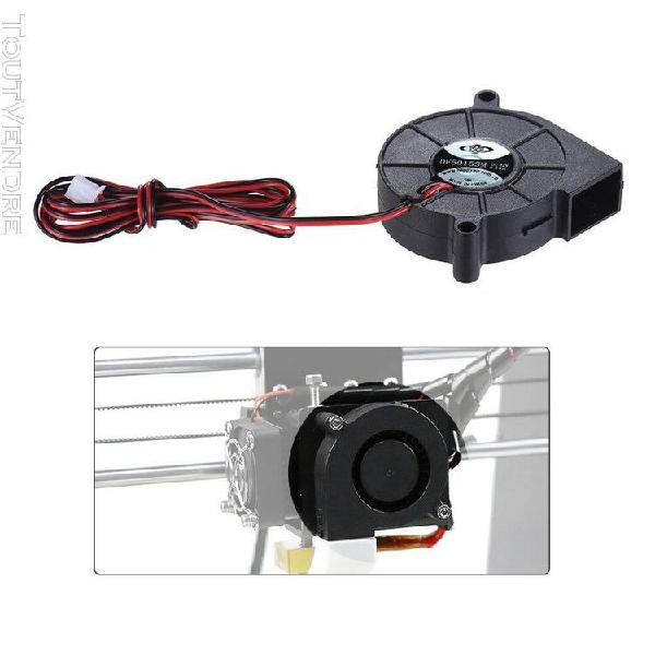 12v dc 50 mm coup radial ventilateur de refroidissement ¿¿