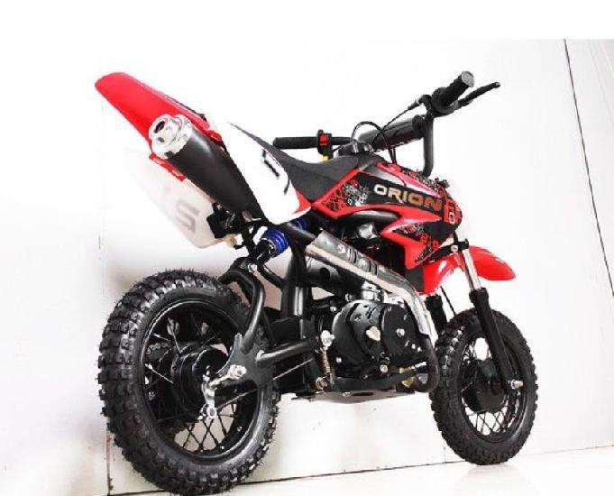 dirt bike 70 cc apollo orion semi-automatique
