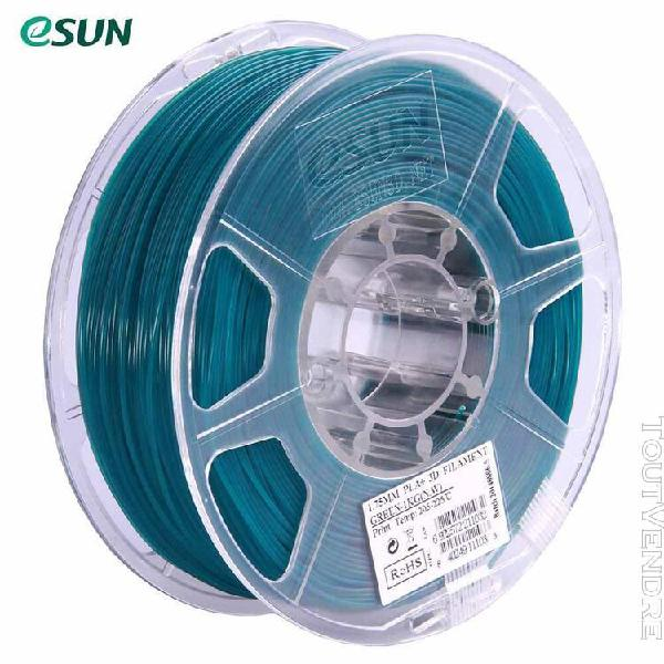 esun pla + 1.75mm vert imprimante filament de ma?s filament