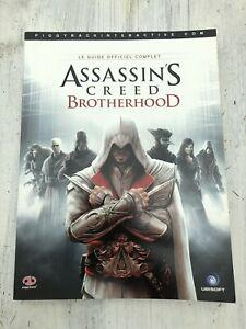 guide officiel complet assassin's creed brotherhood avec
