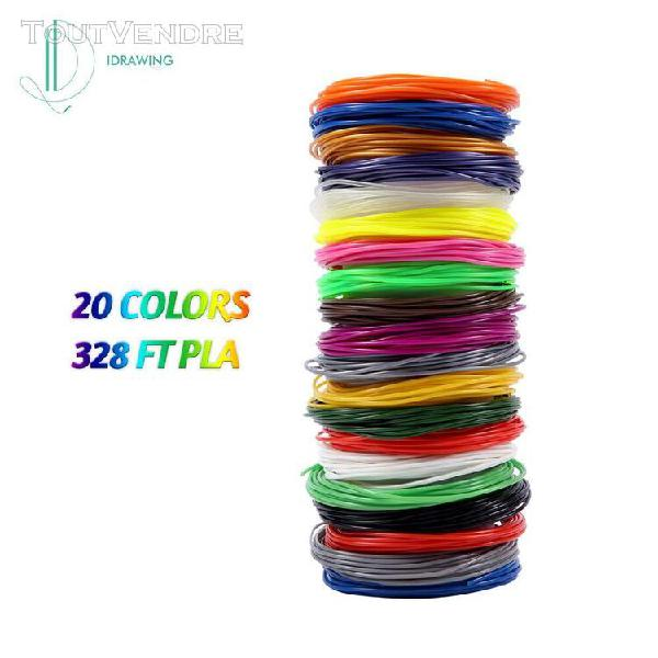 Idrawing filament de pla haute pr¿¿cision de 1,75 mm de