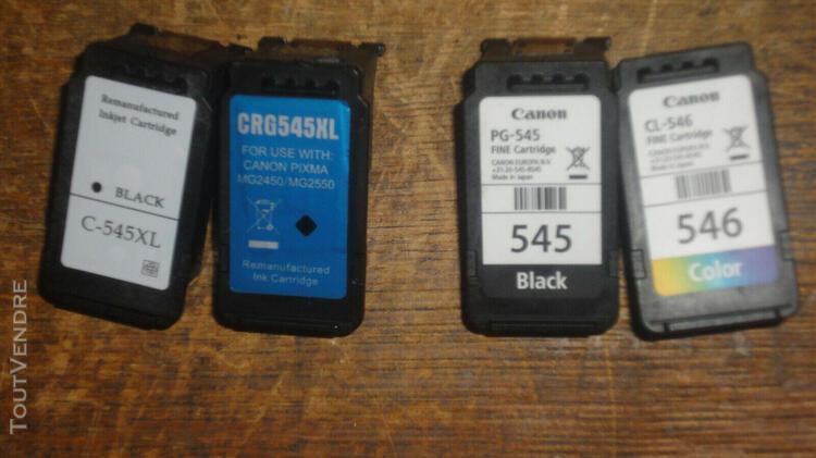 Imprimante canon pixma mg 2555s avec scanner et copies