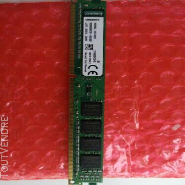 Kingston kth9600cs/4g pc3 12800u non-ecc udimm ddr3 1600 ram