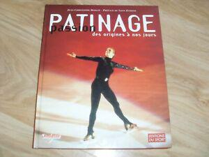 "Livre patinage artistique"" patinage passion "" de"