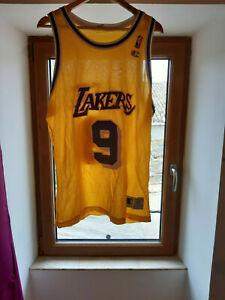 maillot collector los angeles lakers van excel