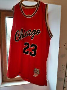 maillot jordan mitchel and ness taille 52