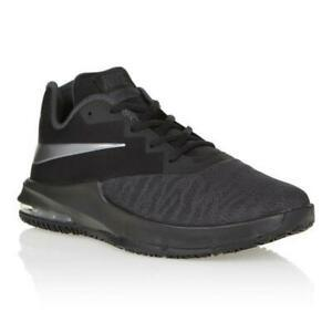 Nike air max infuriate iii low - noir - 40 - 42.5