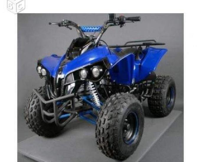 Quad triton 125cc 8 pouces enfant ado