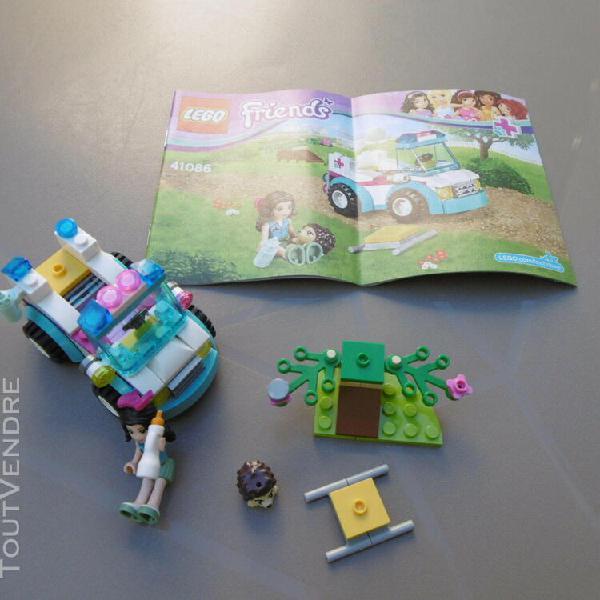 """Lego friends """" veterinaire """" excellent etat / tout est comme"""