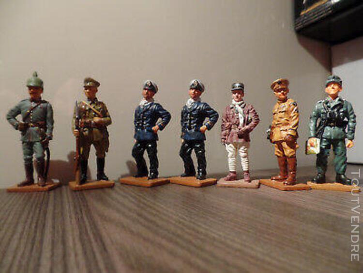 Lot 7 soldats del prado