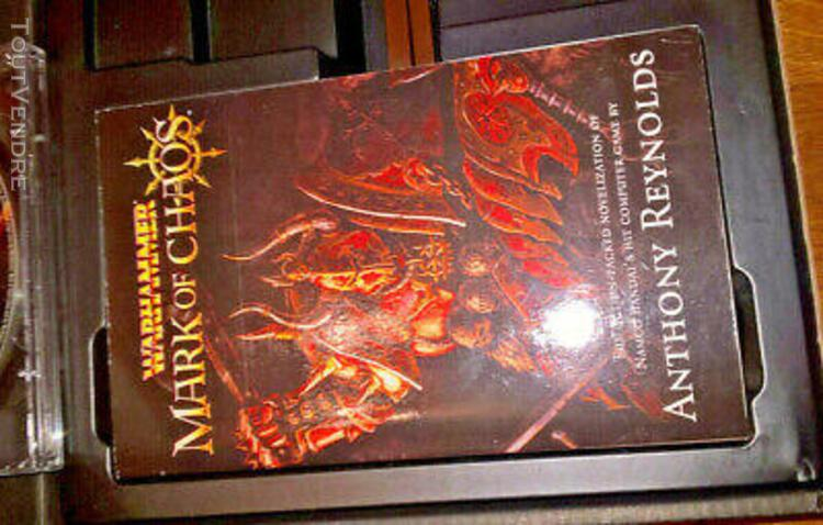 Mark of chaos warhammer version collector vf [complet] pc