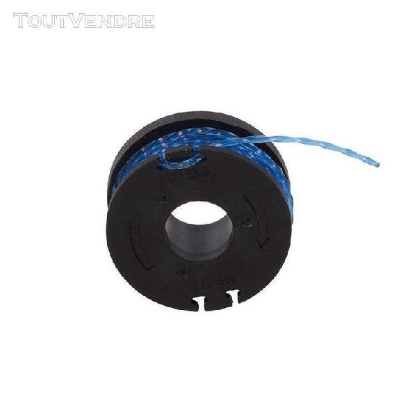 2 bobines pour coupe bordure powdpg7540