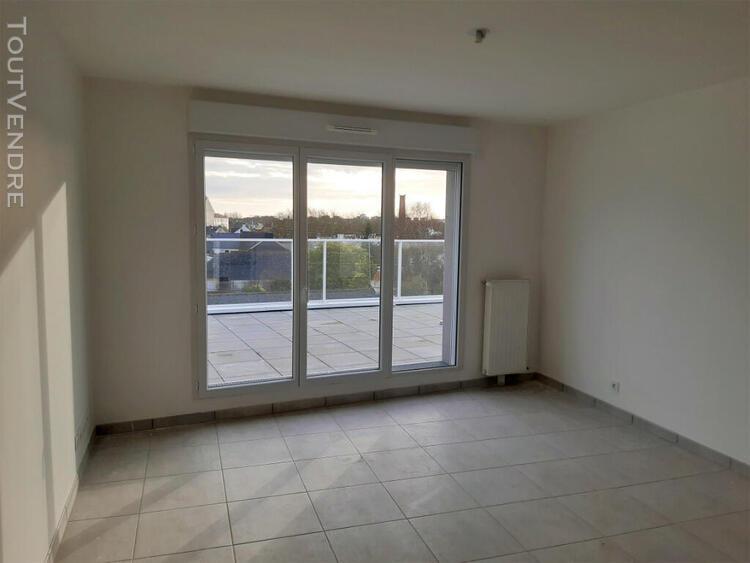 Appartement saint nazaire 2 pièce(s) 41.90 m2
