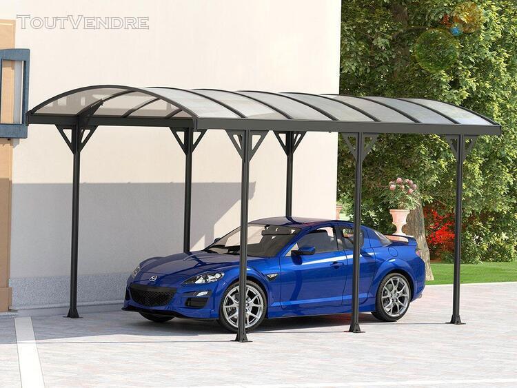 carport voiture protector - 15m² - 5.05 x 3 x 2,3 m