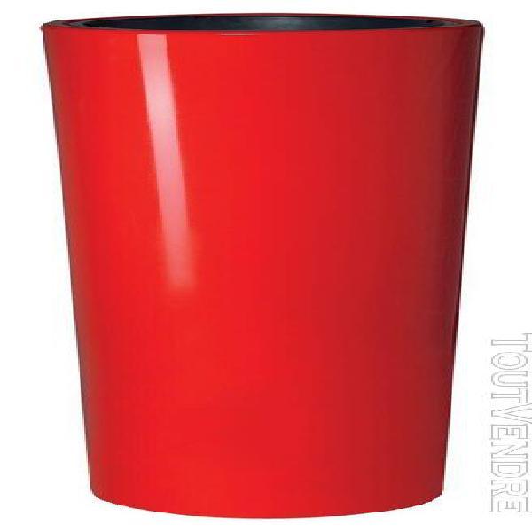 poterie color tomato - 150cm - Ø62 cm