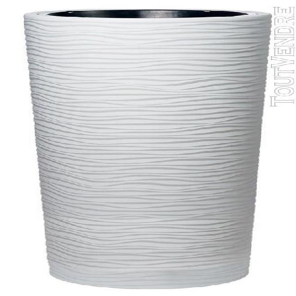 poterie natura arctic - 150cm - Ø62 cm