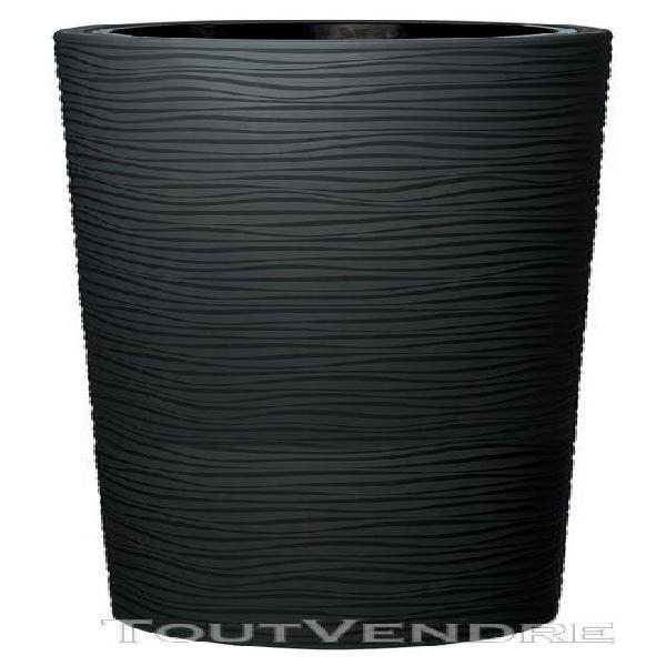 poterie natura gris graphite - 150cm - Ø62 cm
