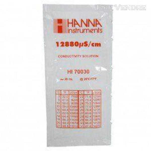 sachet étalonnage ec 12.88ms/cm - 20ml - hanna