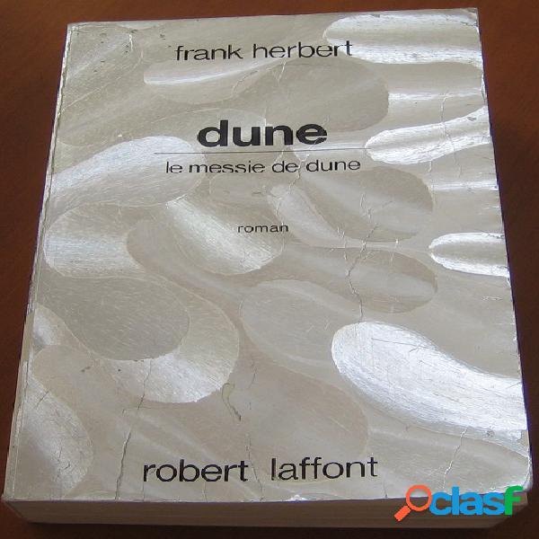 Dune, le messie de dune, frank herbert
