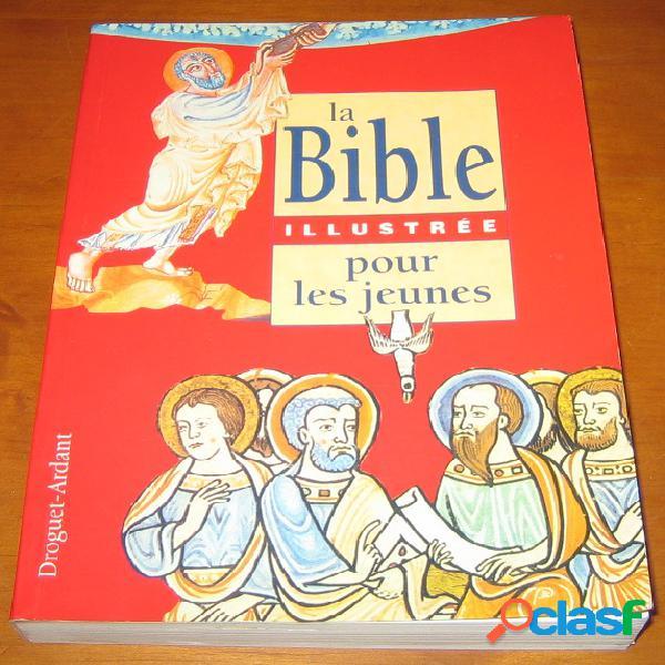 La bible illustrée pour les jeunes