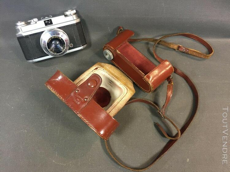 ancien appareil photo foca sport vintage objectif foca neopl