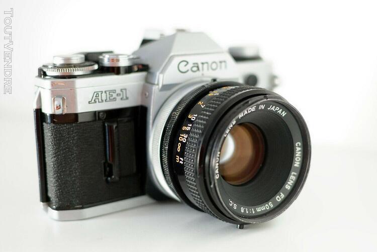 appareil photo canon ae-1 bon état